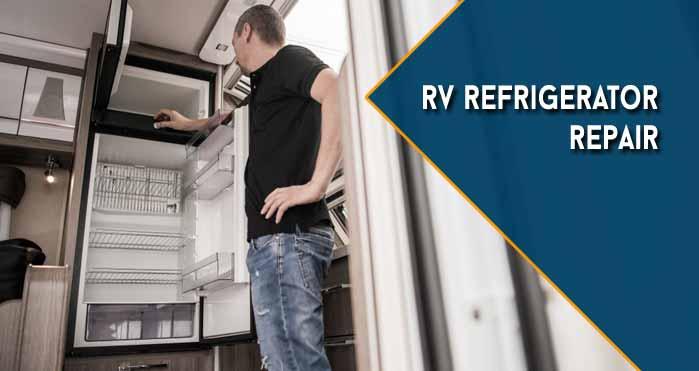 rv refrigerator repair