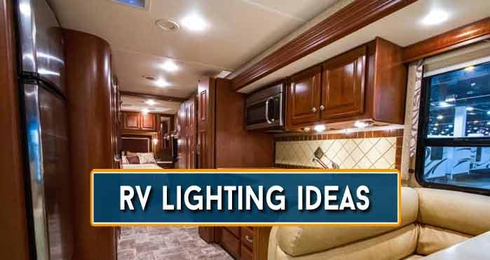 rv lighting ideas