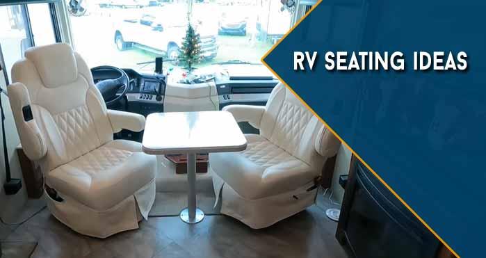 rv seating ideas