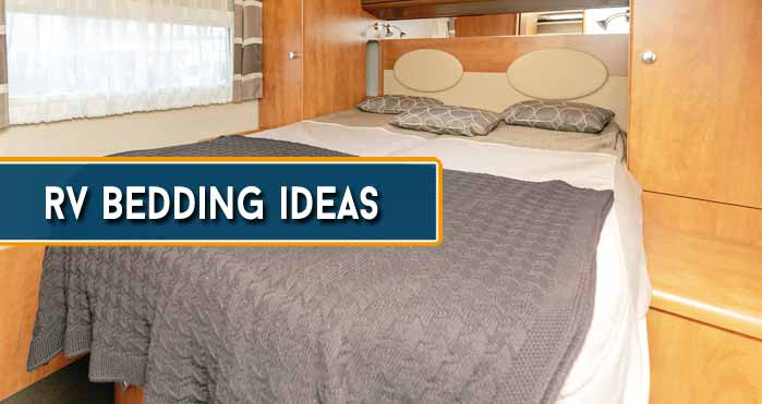 rv bedding ideas