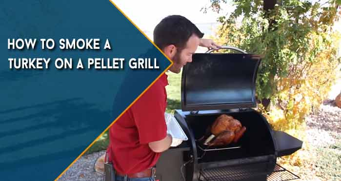 how to smoke a turkey on a pellet grill