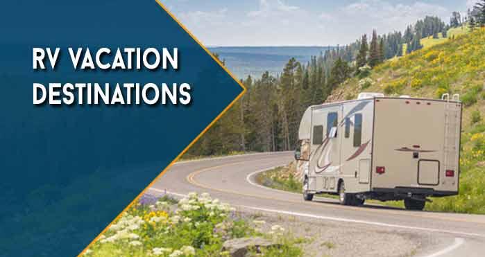rv vacation destinations