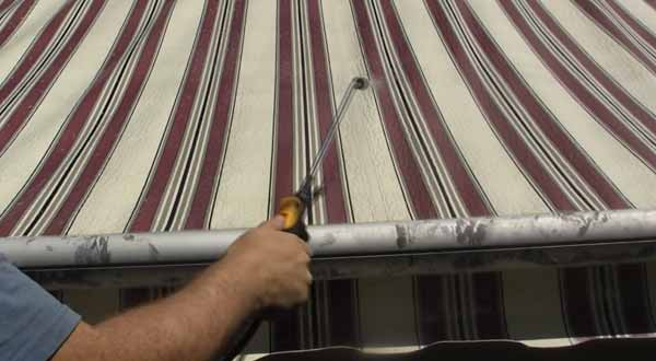 5 Easy Steps to Clean RV Awnings by Yourself