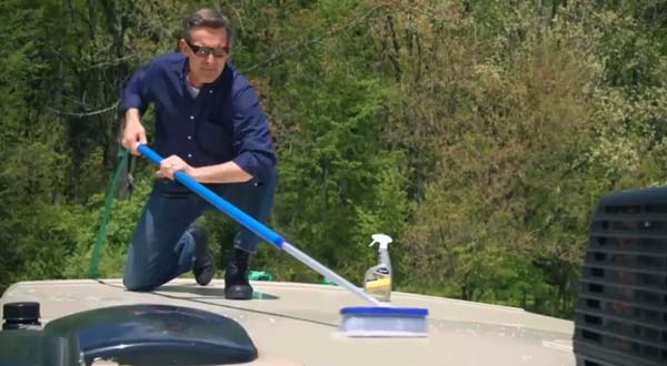 What to Look for Before Buying RV Roof Cleaners