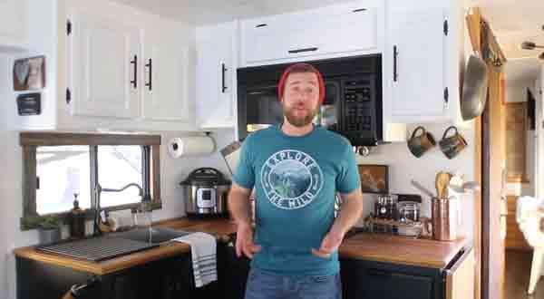 18 RV Kitchen Space Saving Ideas