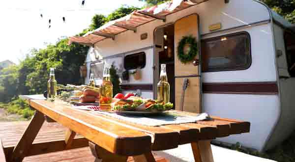 Cooking Checklist For RV And Tent Camping