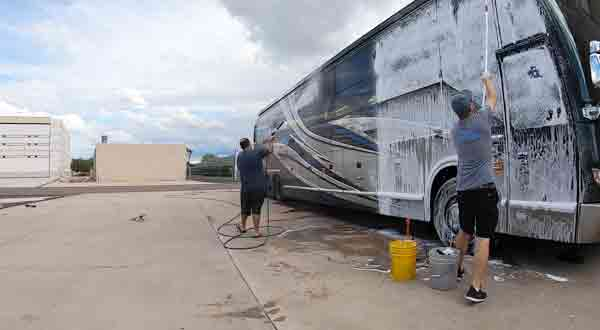How To Clean An RV In 17 Steps
