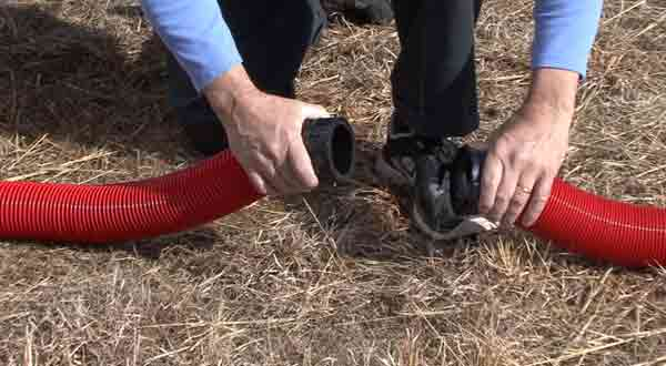 How To Install An RV Sewer Hose