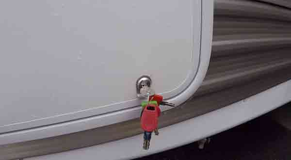 How to Find Master Key for My RV