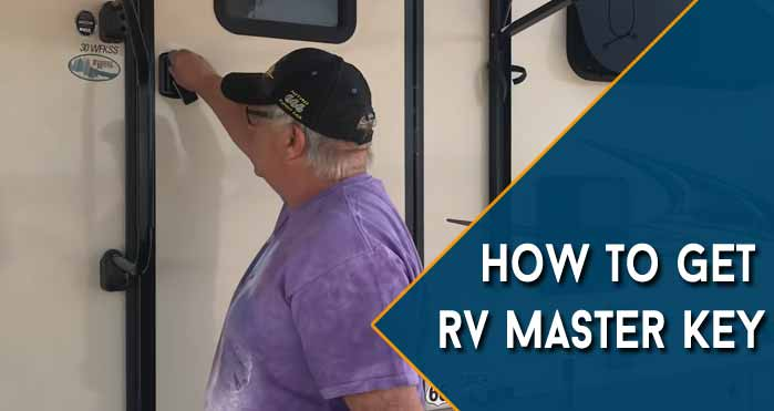 How to Get RV Master Key