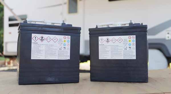 Let's Compare 6V vs 12V RV Battery