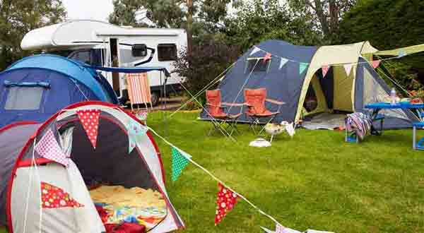 Tent & RV Camping Miscellaneous Items Checklist