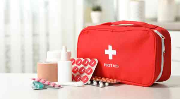 What Should Be In Your First Aid Kit
