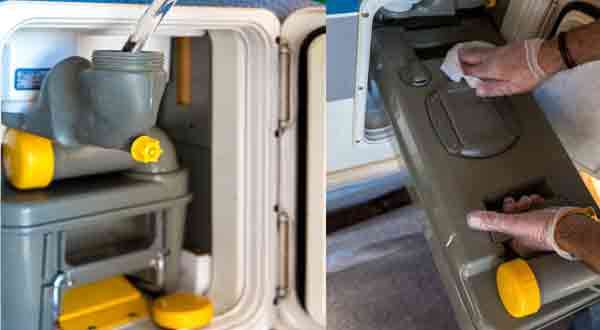 What is Grey Water Tank on an RV