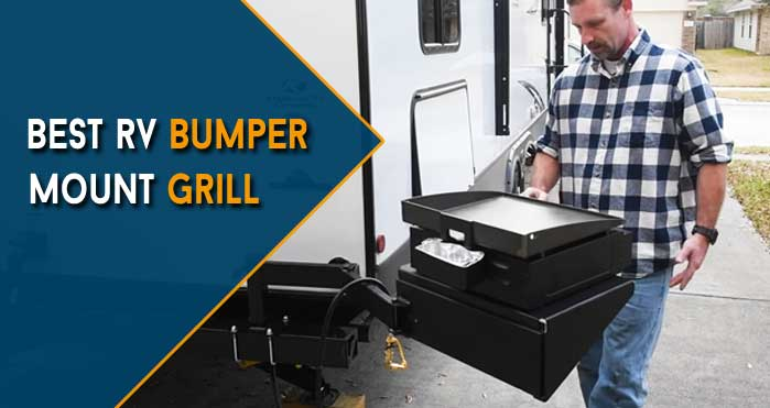 Best RV Bumper Mount Grill