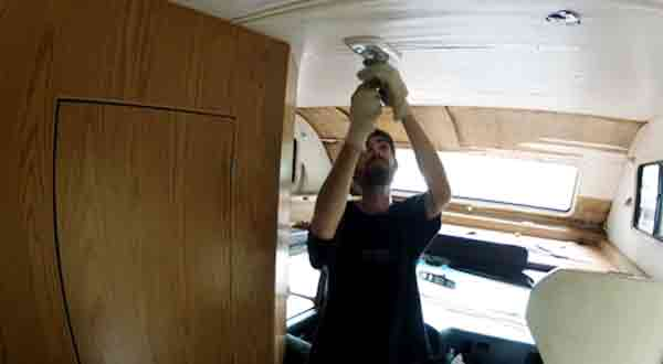 Choosing the Right Materials to Replace Your RV Ceiling Panels