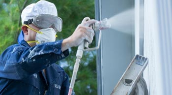 Efficacy and Versatility of spray paint