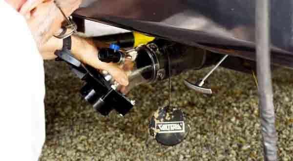 Emptying Your RV Black Tank