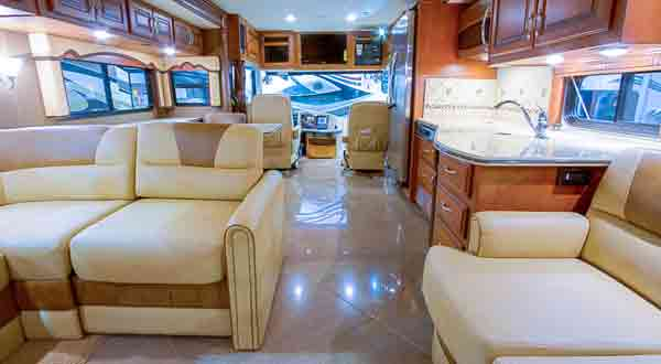 How to Save Money on RV Furniture