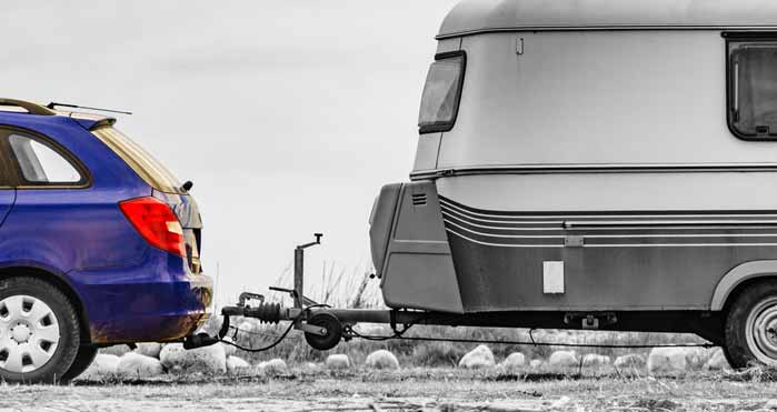 How to Tow a Broken Motorhome