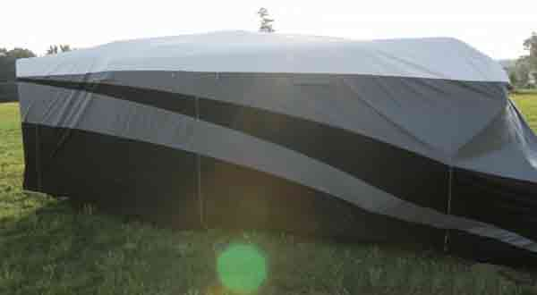 Why Use an RV Cover